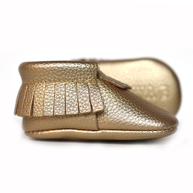 ed48e9aee46b8 Golden Rule Baby Moccasins